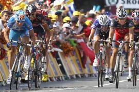 El francés Fedrigo gana la decimosexta etapa y Contador sigue líder