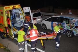 Muere un motorista en un accidente en la carretera de Andratx