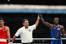Sissokho debuta con éxito en el Mundial de Doha