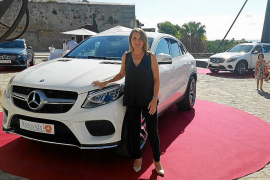 Autovidal presentó las nuevas  Clases GLC y GLE Coupé