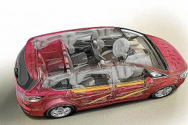 Cinco Estrellas Euro NCAP para los nuevos Ford S-MAX y Galaxy