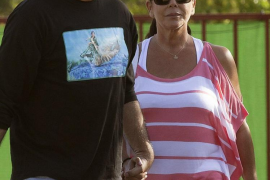 Isabel Pantoja sale de la cárcel por tercera vez con un permiso de seis días