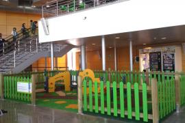 Son Sant Joan estrena cuatro parques infantiles
