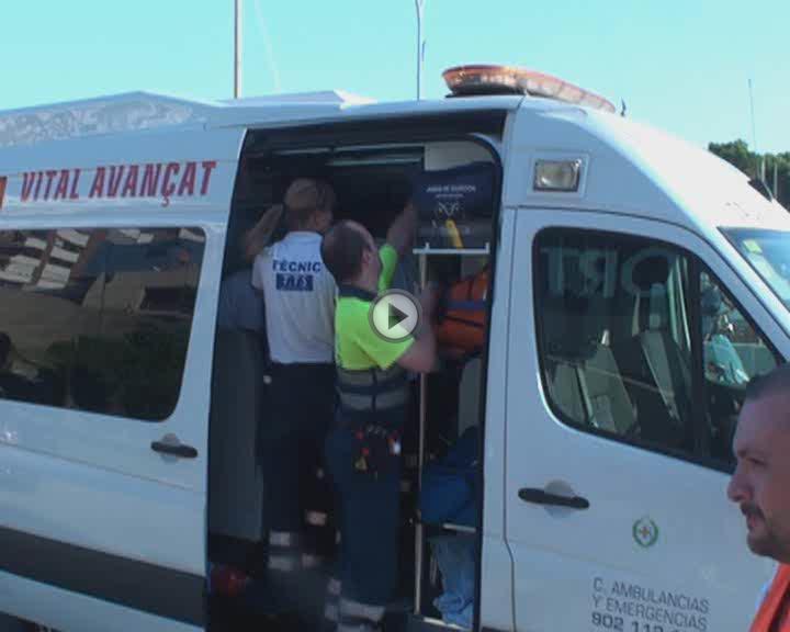 Un conductor de 34 años muere al chocar contra una palmera en Portopí