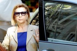 Munar recusa a una jueza en la vista por soborno de Can Domenge