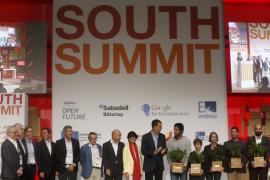 Premian a la empresa del ParcBit Habitissimo en el South Summit de Madrid