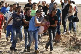 Los enfrentamientos en Gaza se saldan con la muerte de 6 palestinos