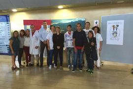 Pacientes de psiquiatría del hospital de Inca sensibilizan a la población sobre la enfermedad mental