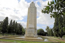 El Colegio de Arquitectos no se 'moja' con el monumento de sa Feixina
