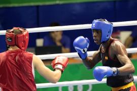 Sissokho cae en octavos del Mundial de boxeo