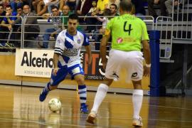 Pizarro da la victoria al Palma Futsal en su pista