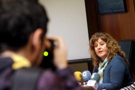 Joana Maria Camps, imputada por sus viajes a Menorca