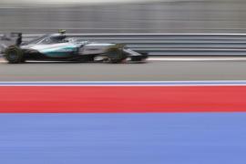 Rosberg logra su tercera 'pole' de la temporada en la olímpica Sochi