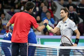 Djokovic se impone a Ferrer y se cita con Nadal en la final de Pekín