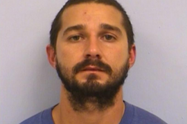Arrestado en Texas el actor Shia LaBeouf por estar borracho en público