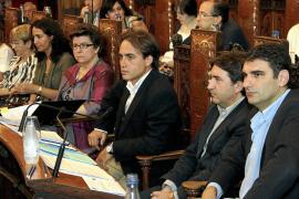El PP propone inmovilizar 71 millones de euros para reducir el déficit