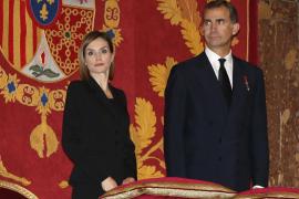 Los Reyes presidirán el Día de la Fiesta Nacional, último de la legislatura