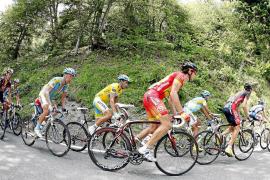 Fedrigo conquista el Pau y Contador mantiene el maillot