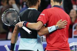 Djokovic: «Si hay alguien capaz de retornar a lo más alto, ése es Nadal»