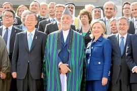 Afganistán se compromete a asumir la seguridad en el país para el año 2014