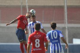 El Atlètic Balears no consigue remontar, pero suma un punto ante el Olot