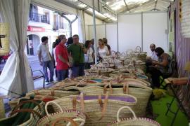 La muestra de productos naturales se estrena en Llucmajor en la Tercera Fira