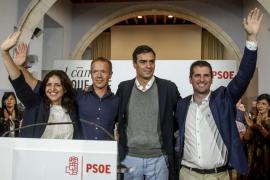 Sánchez presenta sus grandes cinco reformas, entre ellas la constitucional