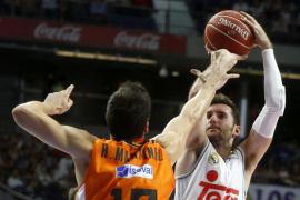 El Valencia sorprende al Madrid mientras ganan Barcelona, Unicaja y Laboral Kutxa