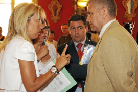 El Parlament declara de interés autonómico el golf de Son Bosc y el Govern lo tacha de «aberración».