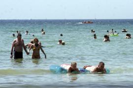 Alerta amarilla en Mallorca por temperaturas que rondarán los 36 grados