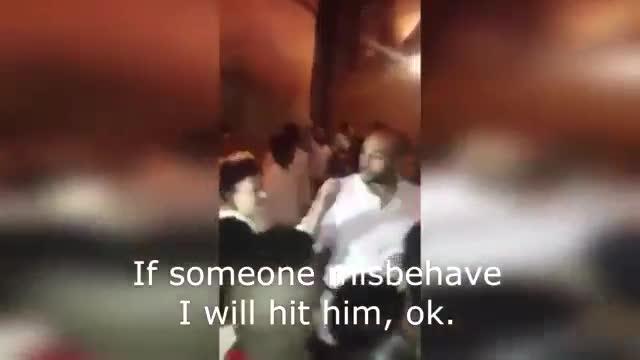 Un amigo boxeador de Cristiano Ronaldo lo protege en Marrakech