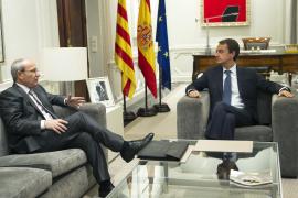 Montilla pide un impulso político para superar la desafección causada por el TC