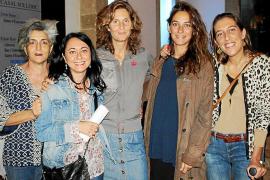 Inauguración del III Festival de Videodanza en el Casal Solleric