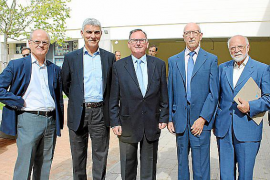 Jornadas empresariales en el Colegio Llaüt