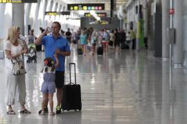 Récord de pasajeros en septiembre en Son Sant Joan