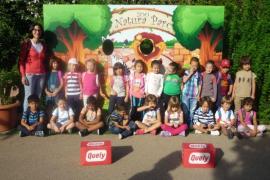 Alumnes d' Infantil del Ceip Eleonor Bosch de Santa Margarlida visitaren Natura Parc