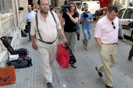 Libertad con fianza de 15.000 euros para el propietario de Trui