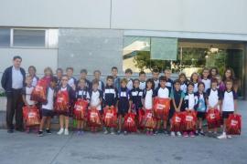 Alumnes de 4º del Col·legi Pius XII de Palma visitaren Grup Serra i Endesa