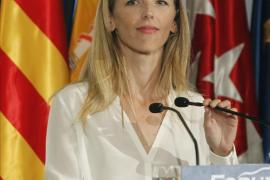 Cayetana Álvarez de Toledo carga contra Rajoy en su renuncia como diputada del PP
