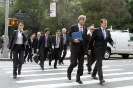 Mariano Rajoy carga  los cuidados de su padre al presupuesto de La Moncloa