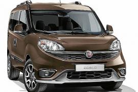 Fiat Doblò Panorama Trekking: la versión más versátil y equipada