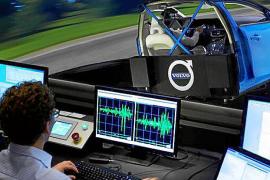 Volvo utiliza lo más avanzado en simuladores de chasis