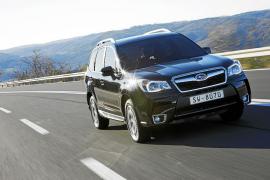 Subaru España ha cerrado el mes de septiembre con cifras de récord
