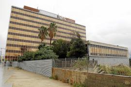 Cort proyecta un «centro de creación cultural» en el edificio de Gesa
