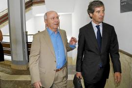 El cuñado de Matas al juez del 'caso Son Espases' : «Parece que maté a Jesucristo»
