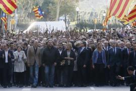 Un 15 de octubre diferente para Artur Mas