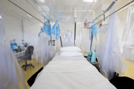 La enfermera británica contagiada por ébola que consiguió curarse está ahora en «estado crítico»