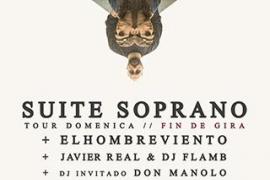 Suite Soprano, en concierto en Es Gremi