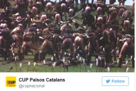 La CUP contesta a Manos Limpias: «No tenemos miedo»