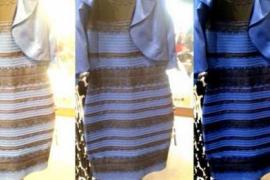 El enigma de 'El vestido negro y azul' está en el cerebro